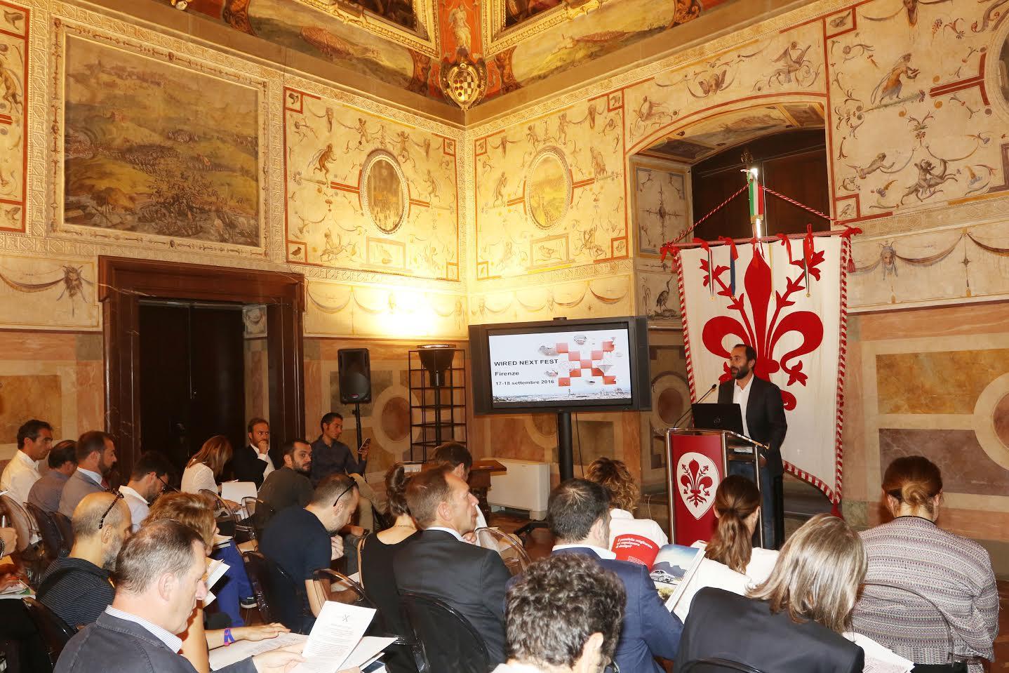 Wifi e postazioni di ricariche al Wired Next Fest di Firenze con Huawei