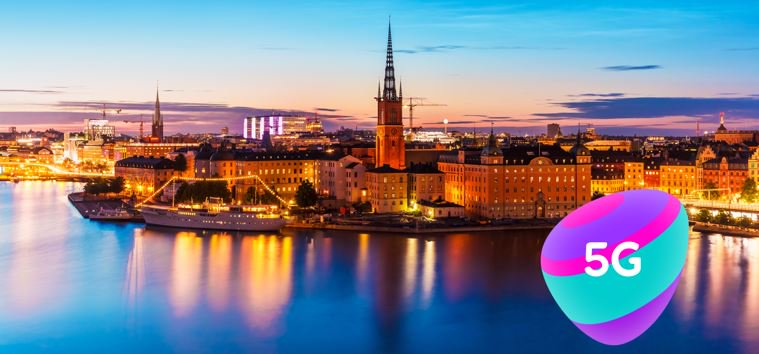 Vola il 5G con Ericsson: raggiunti picchi di 15 gigabit sulle rete di Telia
