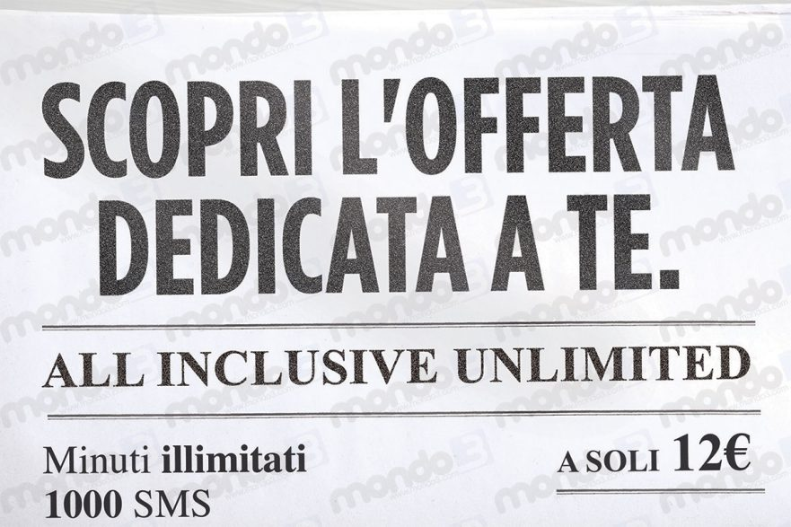 Wind All Inclusive Unlimited 12 Euro