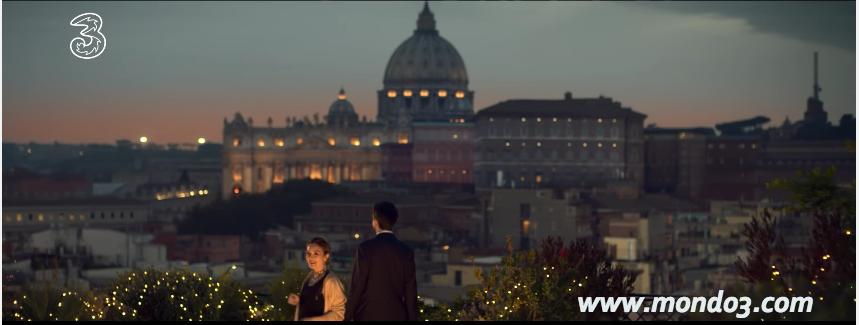 Spot 3 Italia: ROMA