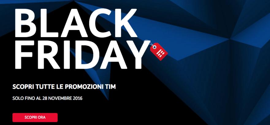 TIM, Black Friday: offerte dati e smartphone in sconto, la lista