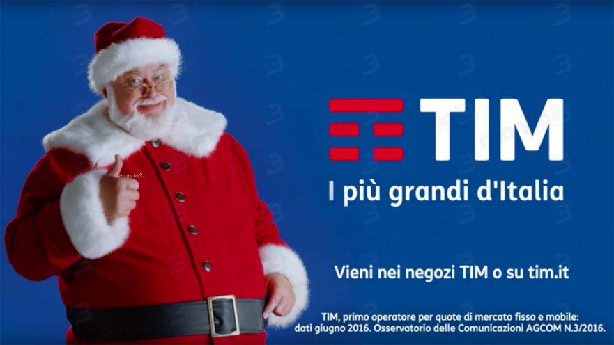 """TIM - """"I più grandi d'Italia"""" - spot Natale 2016"""
