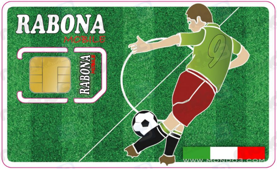 RABONA Mobile MVNO - SIM Card