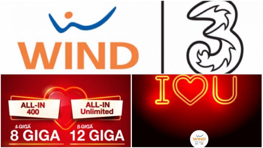 San Valentino, le offerte di Wind Tre | Mondo3