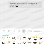 VEON App - chat