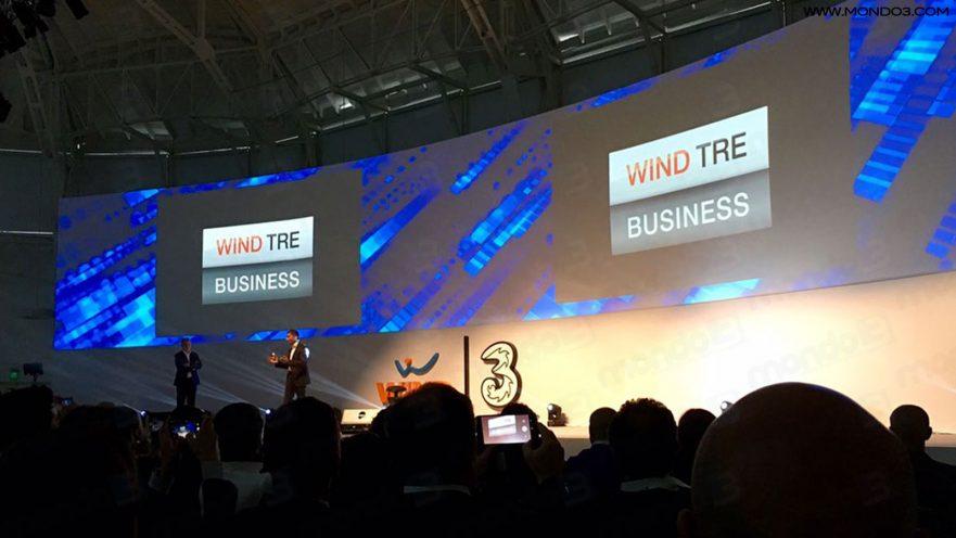 WIND TRE BUSINESS (Convention 24 maggio 2017) - NUOVO LOGO