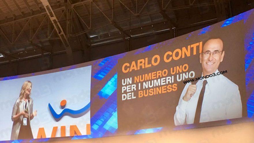WIND TRE BUSINESS (Convention 24 maggio 2017) - TESTIMONIAL Carlo Conti