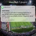 3 Italia: roaming nazionale Wind 3G in Toscana