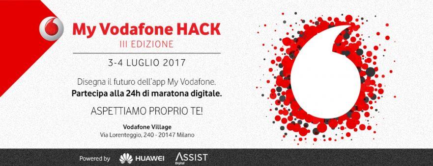 "Hackathon ""My Vodafone Hack"" III - 2017"