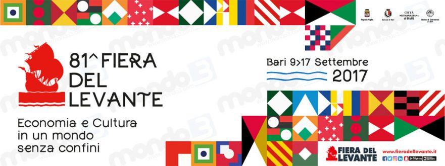 81^ Fiera del Levante - Bari 2017