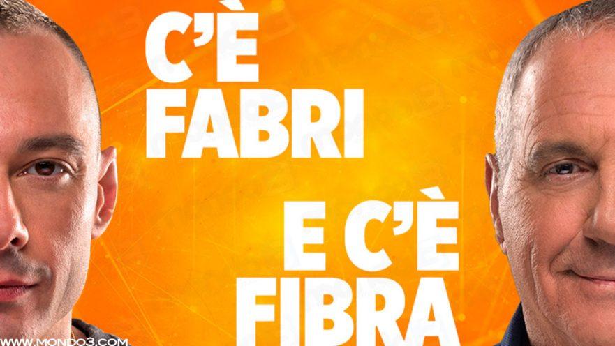 C'è FABRI e c'è FIBRA con Wind Home Infostrada; lo spot TV con Giorgio Panariello
