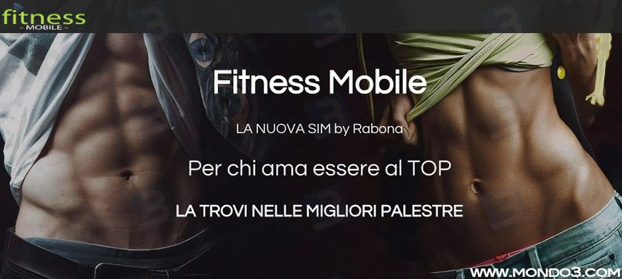 Fitness Mobile by Rabona
