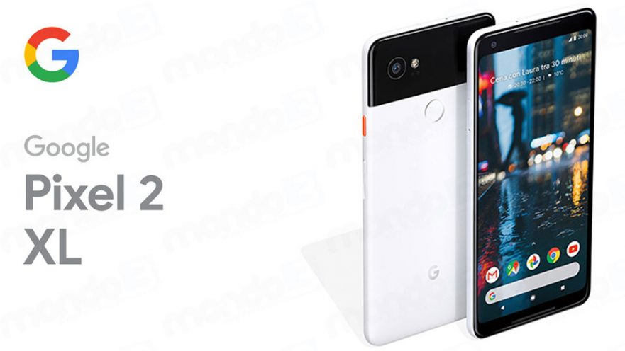 Google Pixel 2 XL: 3 Italia è rivenditore esclusivo al lancio