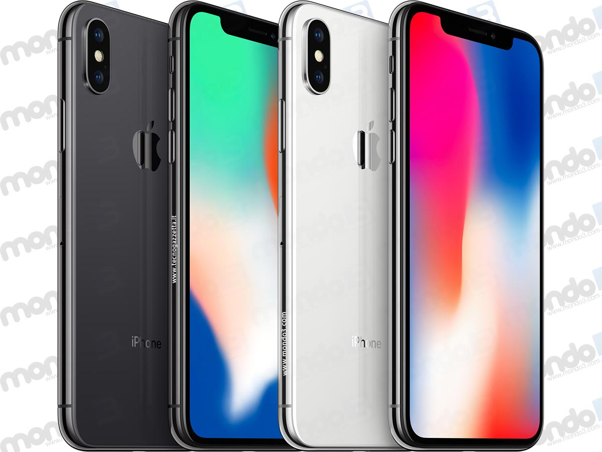 Apple iphone x l 39 offerta wind in anteprima for Iphone x 3 italia