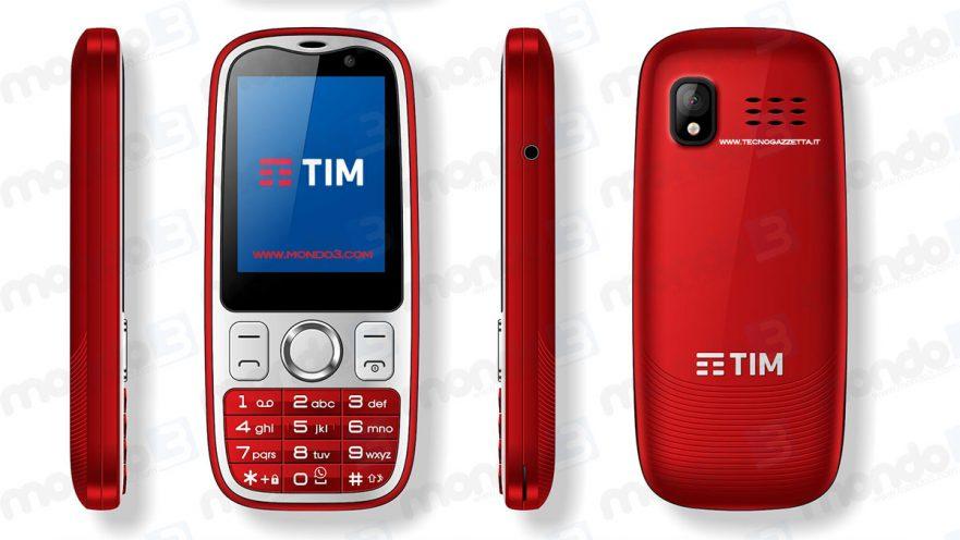 TIM Easy 4G (rosso)