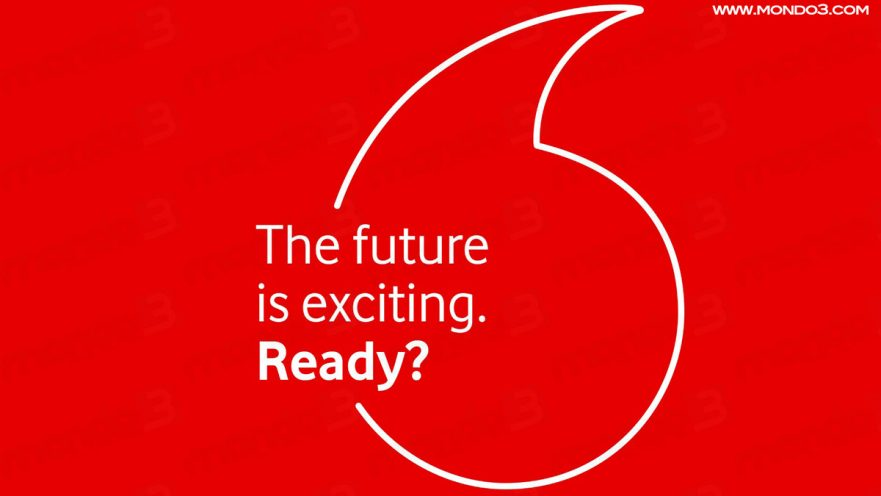 Vodafone - The Future Is Exciting. Ready?