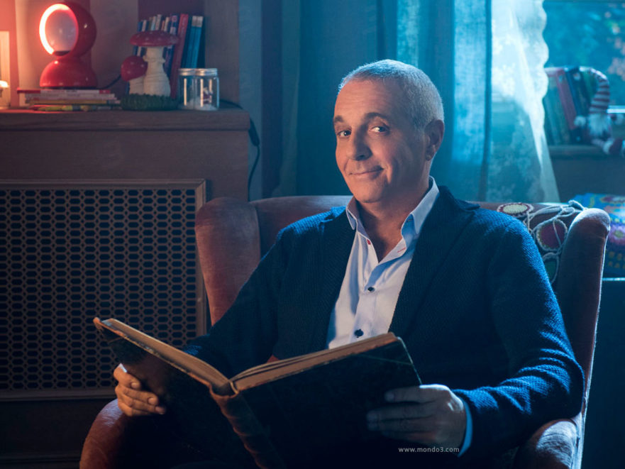 Campagna pubblicitaria (SPOT TV) Wind Natale 2017 con Giorgio Panariello