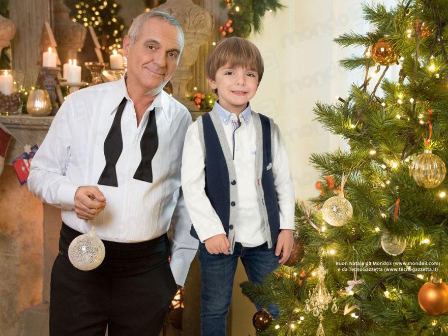 Natale 2017: lo spot TV Wind con Giorgio Panariello