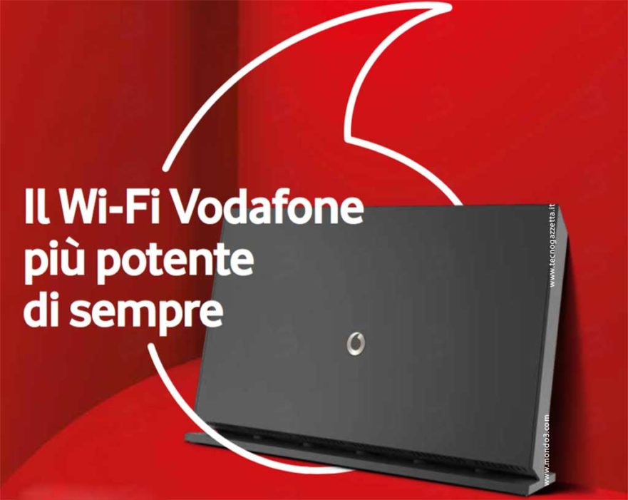 Vodafone Power Station: il Wi-Fi più potente di sempre