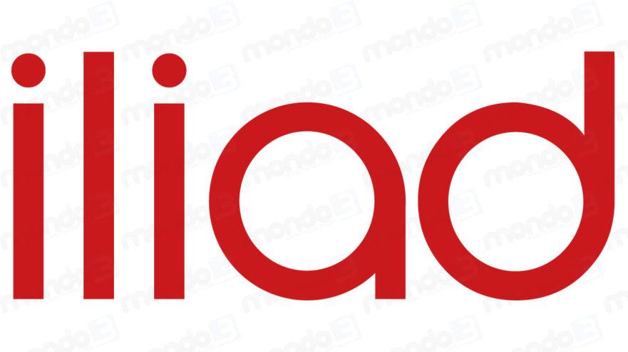 Logo iliad Italia