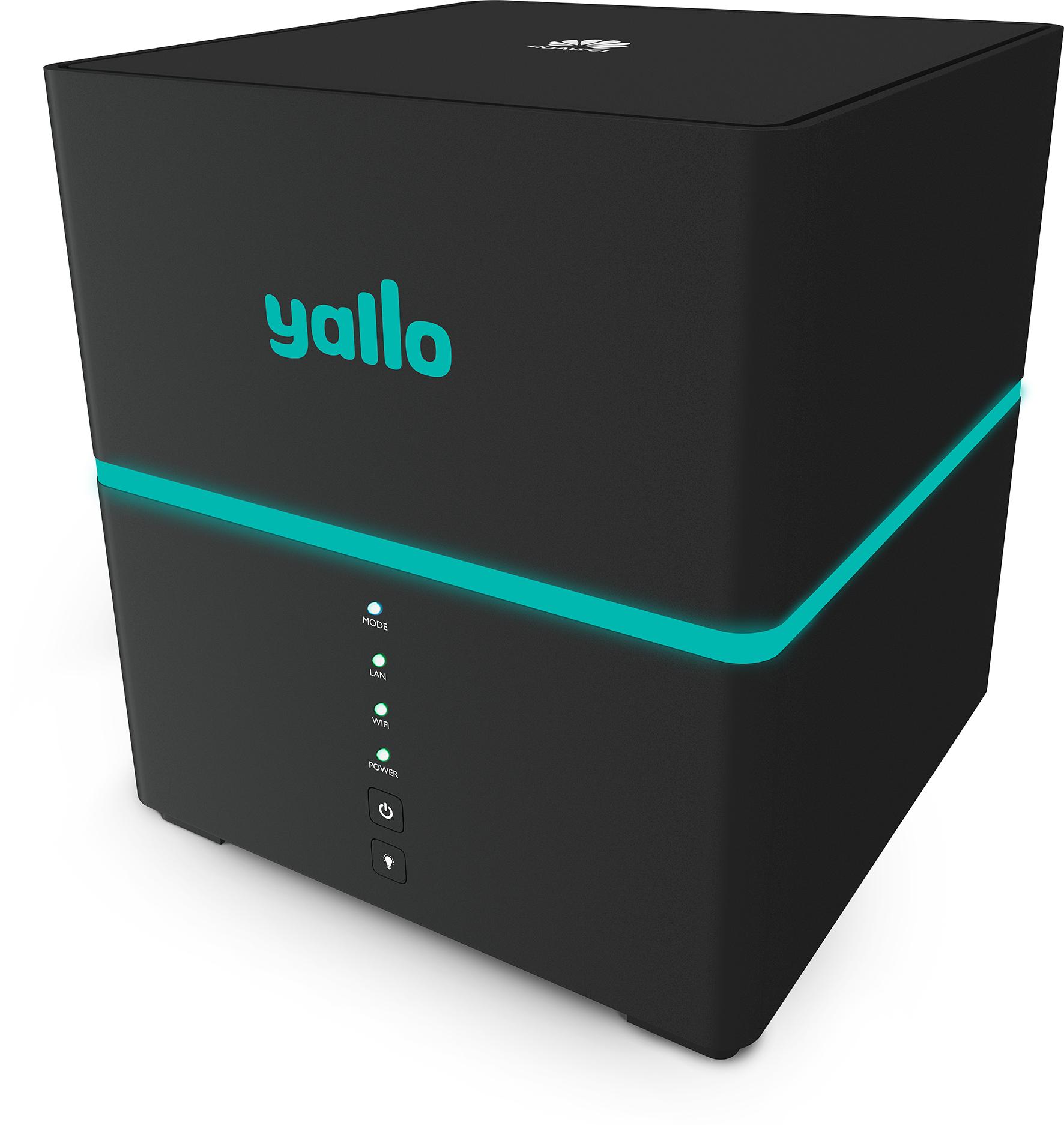 Yallo home il box per internet senza fili a casa mondo3 for Internet senza fili casa
