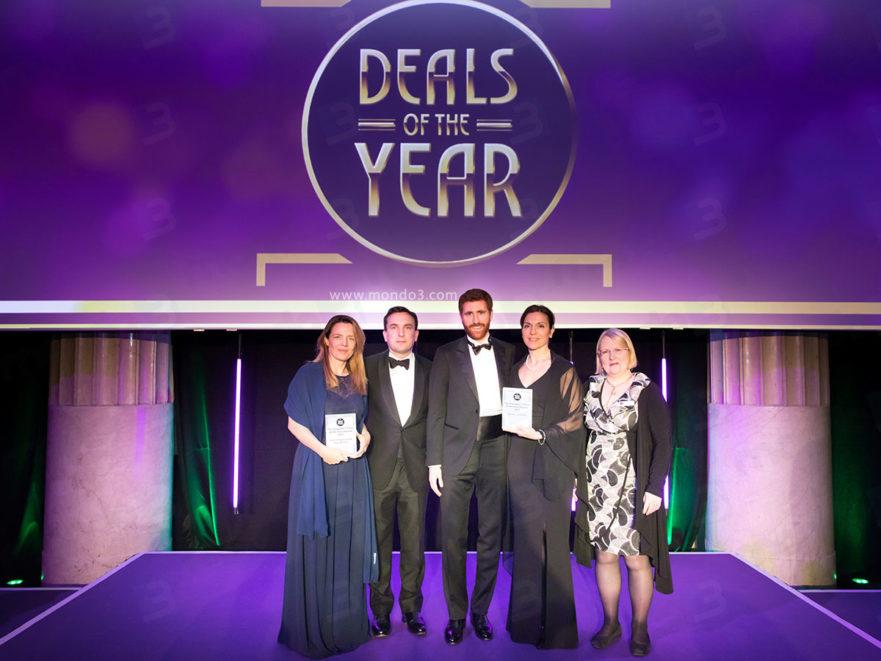Wind Tre vincitrice delTreasurer's Deals of the Year