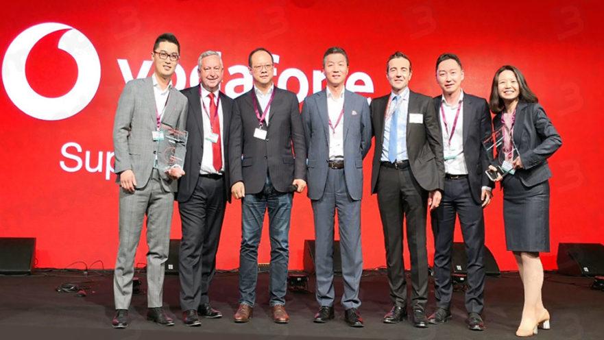 Huawei è il Fornitore del Decennio per il Gruppo Vodafone