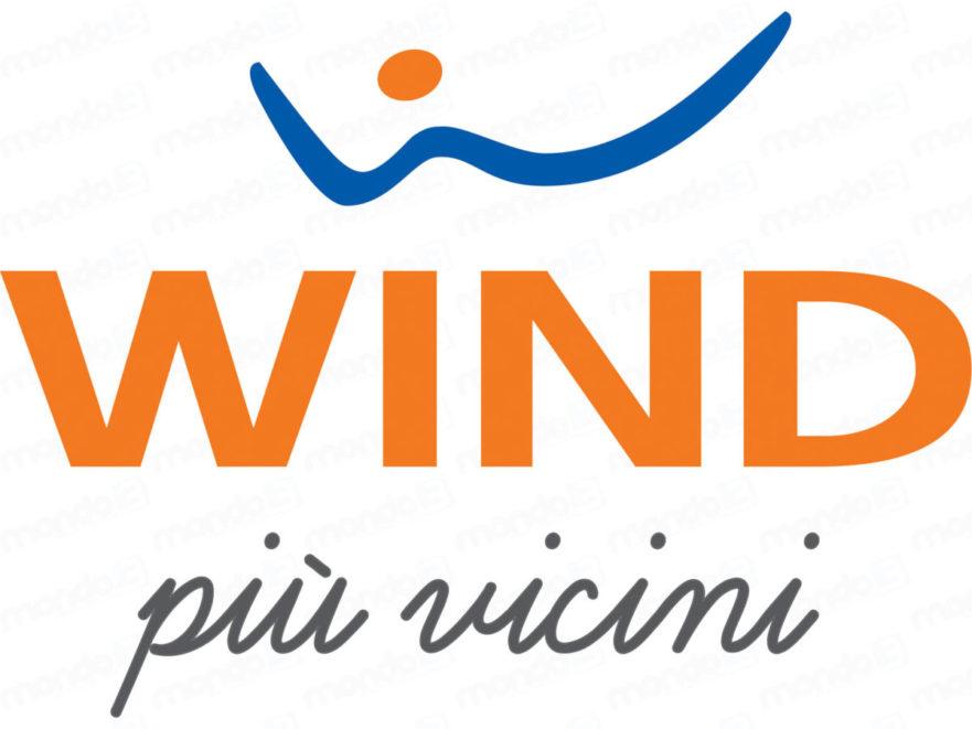 Logo Wind - più vicini (2018)