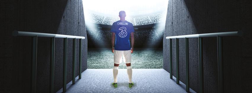 Giorgio Chiellini nuovo brand ambassador (con la maglia numero) 3