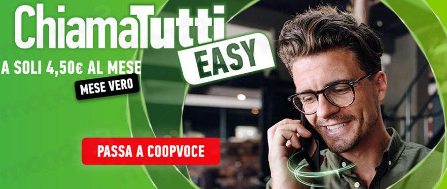 CoopVoce ChiamaTutti Easy