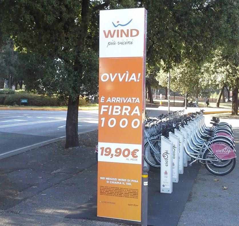 newest 2bd05 3dabc Pisa, copertura in fibra ottica con Wind Tre e Open Fiber ...