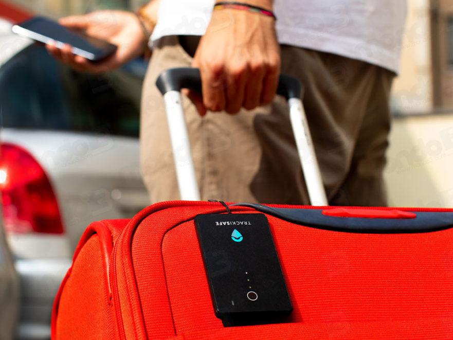 Tracker bagagli V by Vodafone V-Bak TrackiSafe
