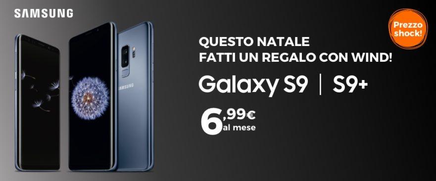 Offerta Tim Su Samsung S9