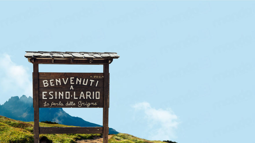 Benvenuti a Esino Lario, comune in vendita (anzi, no)