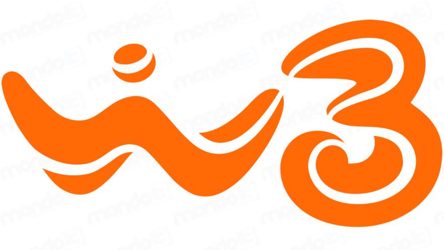 Logo W3 (WINDTRE) ufficiale