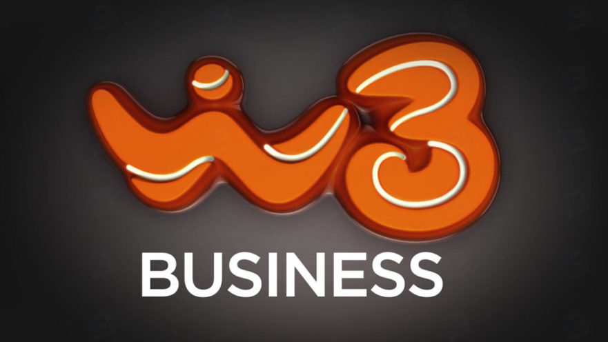 W3 - WINDTRE BUSINESS (Logo)