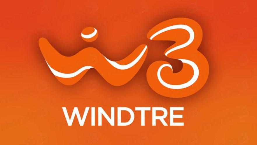 W3 - WINDTRE (Logo consumer)