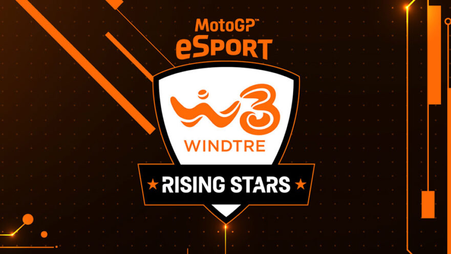 WINDTRE MotoGP 2020 eSport Rising Stard