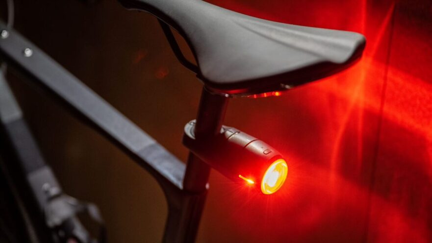 Vodafone - Curve Bike light & GPS tracker