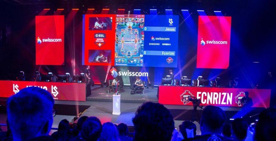 Swisscom eSport